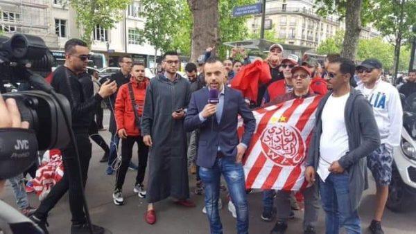 العالم  يترقب  اليوم   قرارات الكاف في باريس بخصوص مبارة الوداد البيضاوي والترجي   التونسي