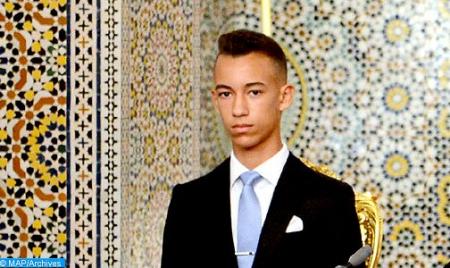 صاحب السمو الملكي ولي العهد الأمير مولاي الحسن يمثل جلالة الملك في حفل إطلاق العمليات المينائية لميناء طنجة المتوسط 2