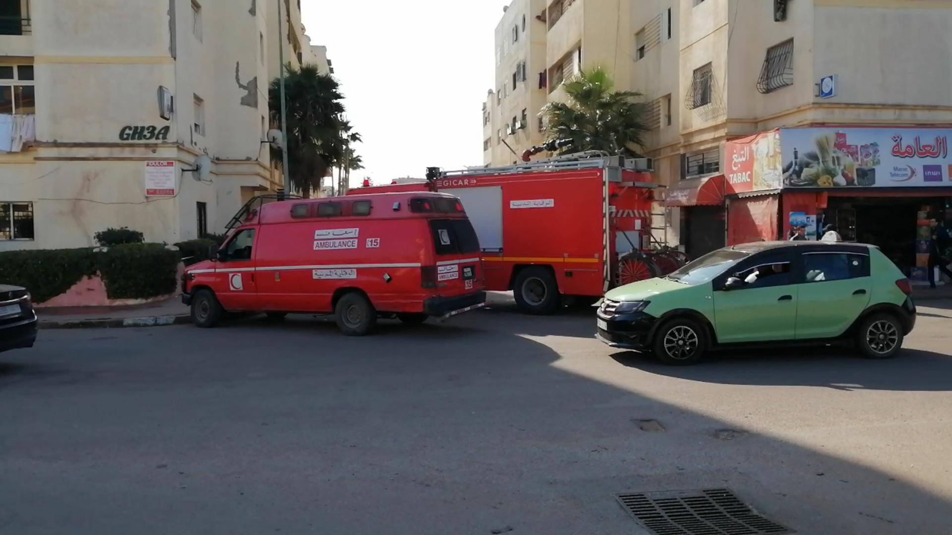 عاجل … حي النهضة بالمحمدية يهتز قبل قليل على وقع جريمة قتل