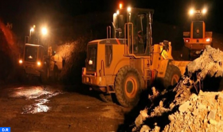 الحوز : انتشال جثت 15 شخصا في فاجعة  السيول التي عرفتها المنطقة