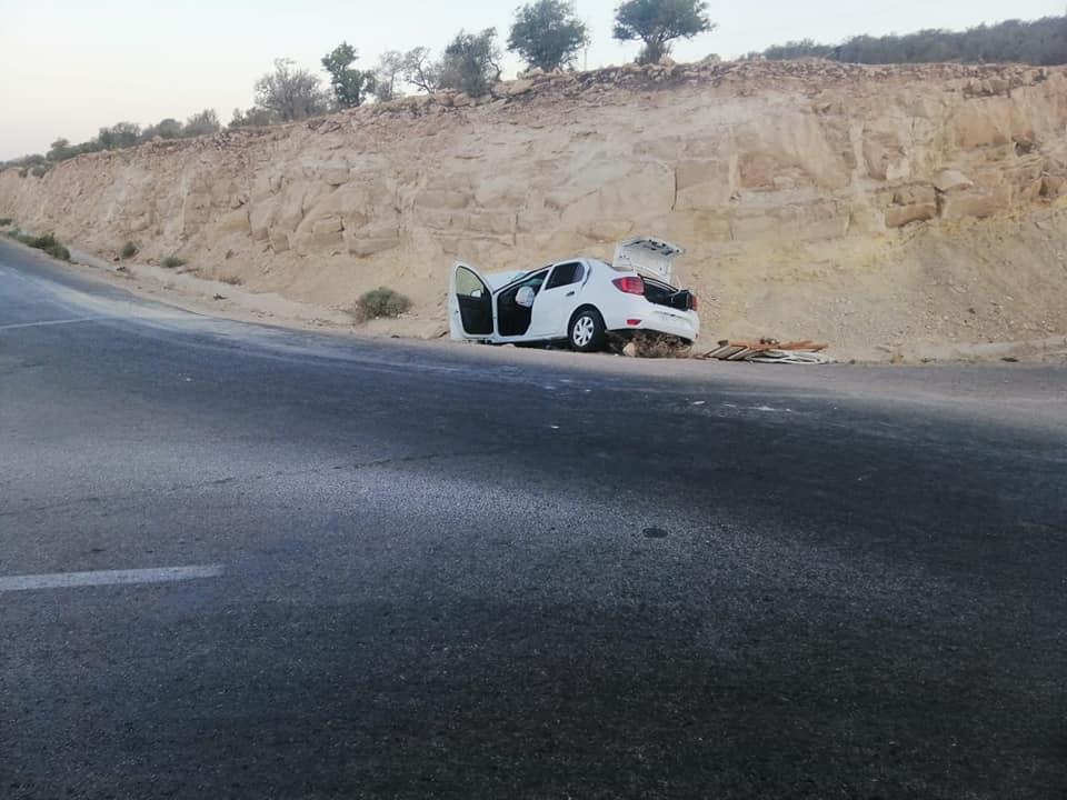 مقتل 4 شبان و نجاة مواطنة فرنسية من موت محقق في حادث سير مروع بأكادير !