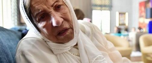 وفاة الفنانة المغربية المقتدرة أمينة رشيد