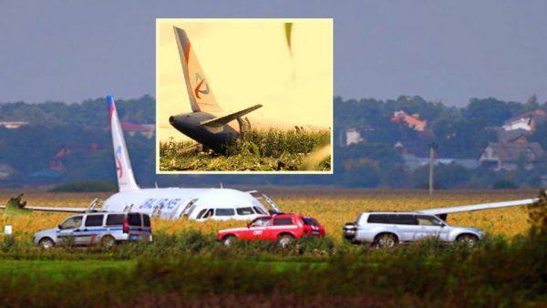 ربان طائرة أنقذ 233 راكباً وهبط بطائرته في حقل زراعي