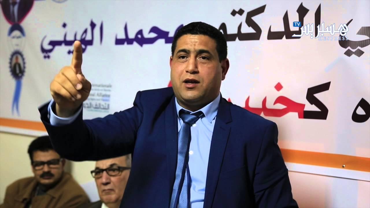 الأستاذ  محمد الهيني :  حمقى من يطالبون من معتقلي الريف سحب الجنسية المغربية