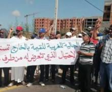 بوزنيقة …استمرار معاناة ضحايا مشروع النهضة السكني والمطالبة باعتقال صاحب المشروع