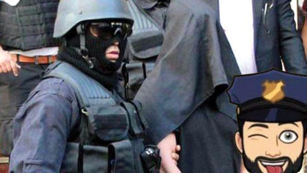 """هذه تفاصيل اعتقال مسير صفحة التشهير """"حمزة مون بيبي"""" وإيداعه السجن"""