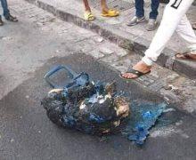 انفراد……تفاصيل إلقاء القبض على  الشخص  الذي  قتل وأحرق فتاة واعتقال أفراد  عائلته ووالدي الضحية