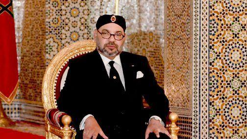 الملك يعزي أسرة الفنان الراحل محمد خدي