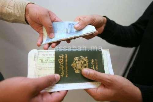 البرنوصي …اعتقال زوجين أوهما 21 شخصاً بالهجرة إلى الخارج مقابل الملايين !