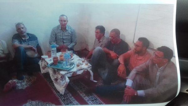 المحمدية …رئيس جماعة بني يخلف يستغل مسجدا لدعاية انتخابية