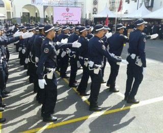 مديرية الأمن ….تفاصيل كافة الشروط لإجتياز  مباريات مختلف أسلاك الشرطة