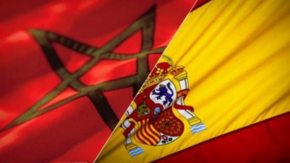 جلالة الملك  محمد السادس يبارك لملك إسبانيا العيد الوطني لبلاده