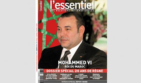 قادة العالم يشيدون بريادة وعمل ودينامية صاحب الجلالة الملك محمد السادس