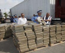 اعتقال رجل أعمال ثري بطنجة و دركيين متهمين بتهريب 3 أطنان من المخدرات !