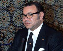 برقية تعزية ومواساة من الملك محمد السادس إلى أفراد أسرة المرحوم المقاوم مسعود أكوزال