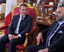 جلالة الملك يعزي الرئيس الفرنسي ماكرون