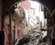 طنجة …وفاة صاحب المنزل المنهار بالمدينة القديمة