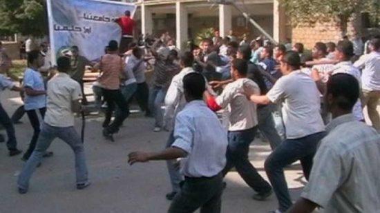 سلا …صراع بين فصيلي جمعية الرياضية السلاوية الجيش الملكي ينتهي بوفة واعتقالات