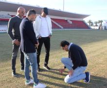 المحمدية … النجم البرازيلي ريفالدو في ملعب البشير