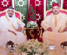 برقية من الملك محمد السادس إلى العاهل السعودي