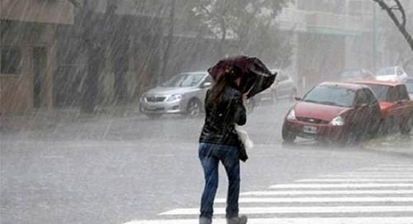 نشرة إندارية …أمطار  ورياح قوية  يوم غد الجمعة