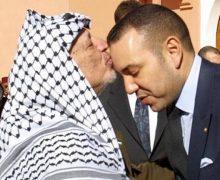 """الملك """"محمد السادس"""" للفلسطينيين:""""موقفنا ثابت ودعمنا موصول إلى حين قيام دولة فلسطين"""