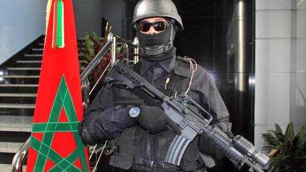 """الرباط…"""" لبسيج """" يعتقل داعشيان كانا يخططان لعمليات إرهابية بالمملكة"""