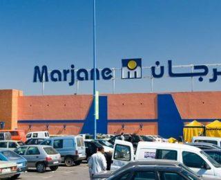 """المحمدية ….سرقة فريدة من نوعها داحل سوق """" مرجان """" تسفر عن اعتقال 5 أشخاص"""