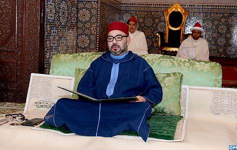 مراكش …غدا السبت، الملك محمد السادس يترأس احتفالات عيد المولد النبوي