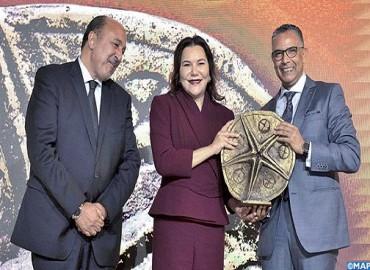 """الأميرة للا حسناء تترأس ببوقنادل حفل تسليم جوائز للا حسناء """"الساحل المستدام"""""""