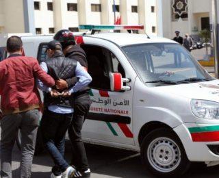 """سطات …إيقاف أحد المعتدين على شخص ضهر في """" فيديو """""""