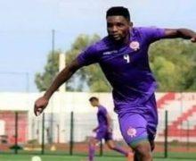 المحمدية ..فريق شباب المحمدية يعلن عن ضمه للاعب نيجيري بدون تفاصيل