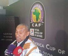 العيون ..وفد من الاتحاد الإفريقي لكرة القدم،يحل بالمدينة