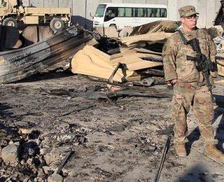 أمريكا تعترف بإصابة 11 جنديا  وخسائر مادية في الهجوم الإيراني
