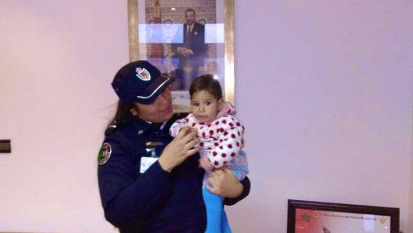 العثور بمكناس  على الرضيعة  ياسمين التي خطفتها متشردة  بالدارالبيضاء