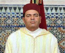 صاحب السمو الملكي الأمير مولاي رشيد يمثل جلالة الملك في تقديم التعازي في وفاة السلطان قابوس بن سعيد بن تيمور