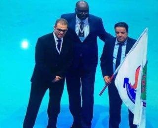 تونس توجه صفعة للبوليساريو وأذنابها بتسليم  المغرب  علم بطولة أمم إفريقيا لليد الذي سينظم بالعيون