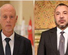 مباحثات هاتفية بين جلالة الملك والرئيس التونسي