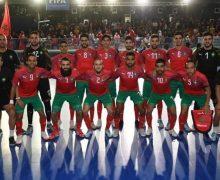 منتخب أسود القاعة يتأهلون لكأس العالم