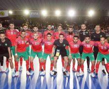 الفيفا تهنئ المغرب على لقبه الثاني في كأس إفريقيا للأمم لكرة القدم داخل القاعة 2020