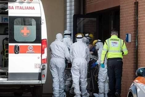 إيطاليا تعلن عن 12 حالة وفاة بفيروس كورونا وارتفاع الإصابات إلى 374