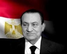 جلالة الملك يعزي الرئيس المصري على إثر وفاة الرئيس الأسبق حسني مبارك