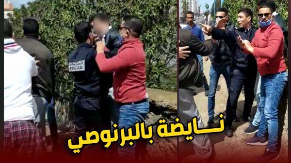 الدارالبيضاء ..اعتقال أكبر نصاب من طرف شرطي مرور بمؤازرة أعوان السلطة المحلية