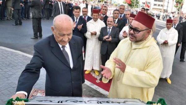 برقية تعزية ومواساة من جلالة الملك إلى أرملة المرحوم الأستاذ المجاهد عبد الرحمان اليوسفي