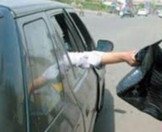 الدارالبيضاء…توقيف سكير يسرق المارة بواسطة سيارة