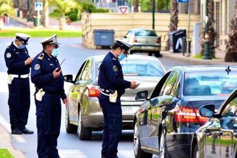 تطوان …توقيف شخص وشرطي تورطا في النقل والتنقل بدون رخصة
