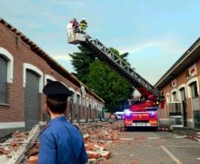إيطاليا..انهيار جزء من مبنى صناعي يودي بحياة مغربية وطفليها