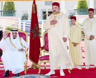 الملك محمد السادس يعزي ملك السعودية بعد وفاة الأمير خالد بن سعود