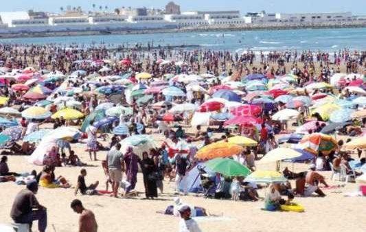 تقرير رسمي : 30 من الشواطئ المغربية  غير صالحة للسباحة بسبب التلوث و غياب المراحيض !