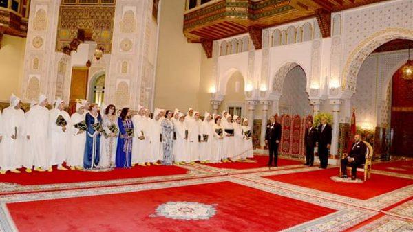 الملك محمد السادس يعين مجموعة من السفراء  وهذه أسماءهم